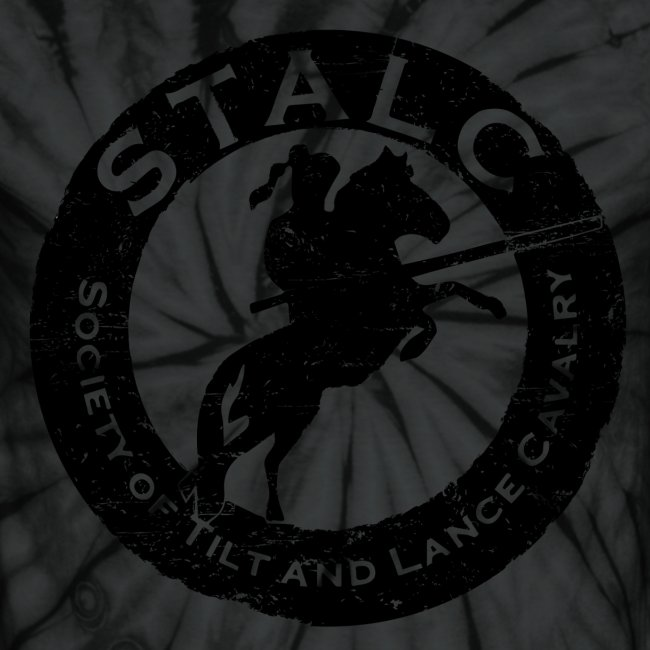 STALC Retro Logo BLACK