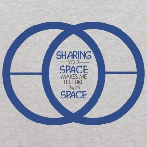 SHARING YOUR SPACE - Kids' Hoodie