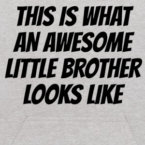 Awesome Little Brother - Kids' Hoodie