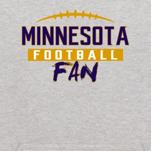 Minnesota Football Fan - Kids' Hoodie