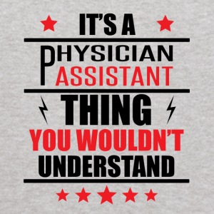 It's A Physician Assistant Thing - Kids' Hoodie