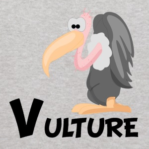 Cartoon Vulture - Kids' Hoodie