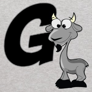 G Is For Goat - Kids' Hoodie