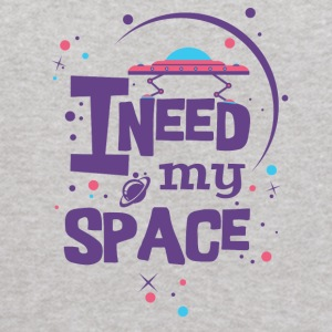 I Need My Space - Kids' Hoodie