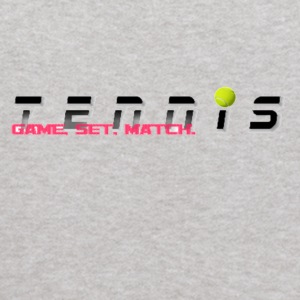 Tennis Game, Set, Match - Kids' Hoodie