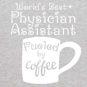 World's Best Physician Assistant Fueled By Coffee - Kids' Hoodie
