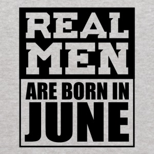 Real Men are Born in June - Kids' Hoodie