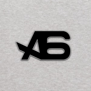 Official A6 Logo - Kids' Hoodie
