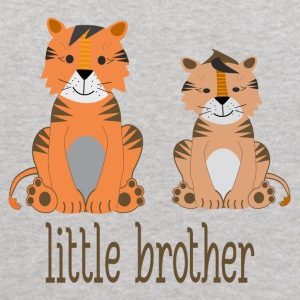 tigers - little brother - Kids' Hoodie