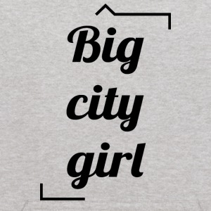 Big city girl - Kids' Hoodie