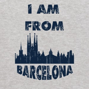 Barcelona I am from - Kids' Hoodie