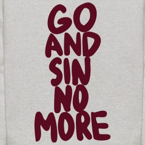 Go and Sin No More - Kids' Hoodie