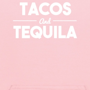 Tacos and tequila - Kids' Hoodie