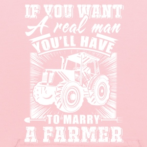 To marry a Farmer T Shirts - Kids' Hoodie