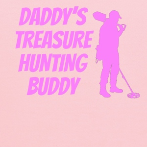 Daddy's Treasure Hunting Buddy - Kids' Hoodie