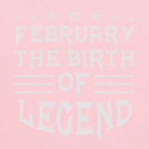February The Birth of Legend - Kids' Hoodie
