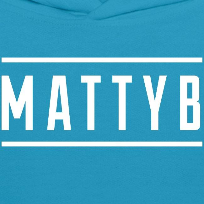 MattyB Center Hoodie