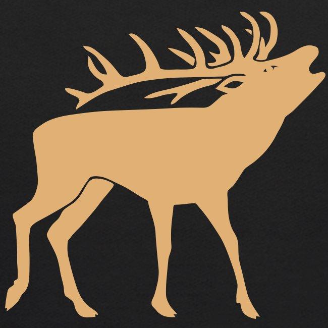 stag night deer antler buck cervine bachelor party
