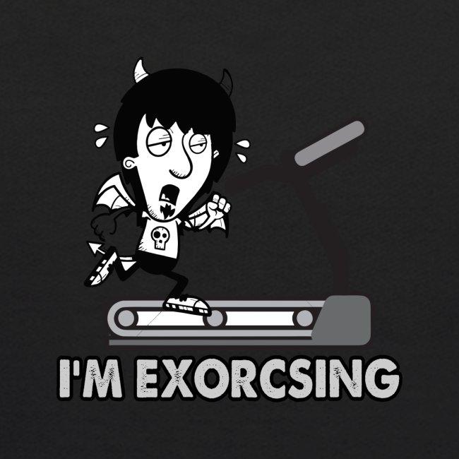 I'm Exorcising My Demon | Funny Halloween Workout