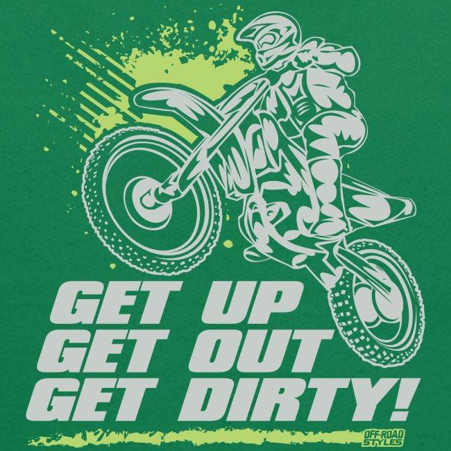 Motocross Get Dirty