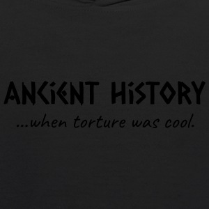Ancient History When Torture Was Cool - Kids' Hoodie