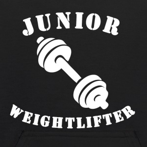 Junior Weightlifter - Kids' Hoodie