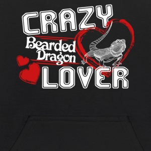 Bearded Dragon Lover Shirt - Kids' Hoodie