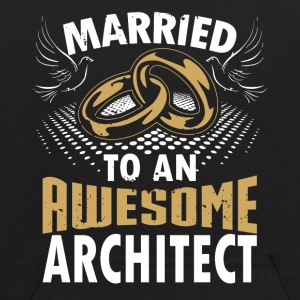 Married To An Awesome Architect - Kids' Hoodie