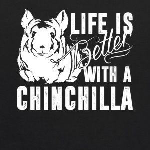 Life Is Better With A Chinchilla Shirt - Kids' Hoodie