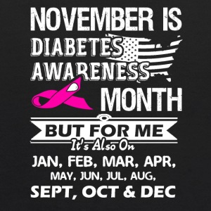 Diabetes Awareness Month Shirt - Kids' Hoodie