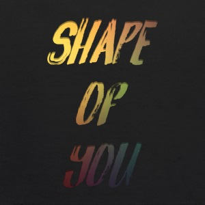 Shape of you. - Kids' Hoodie