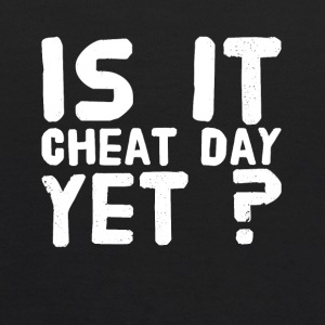 Is it cheat day yet ? - Kids' Hoodie