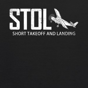 STOL Short Takeoff and Landing Aircraft Pilots - Kids' Hoodie