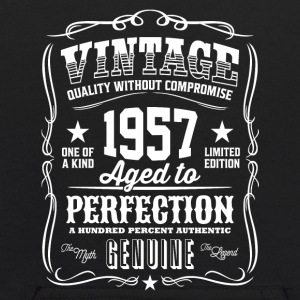 Vintage 1957 Aged to Perfection - Kids' Hoodie