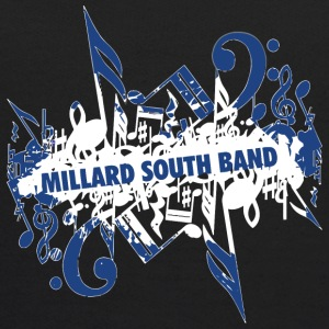 Millard South Band - Kids' Hoodie