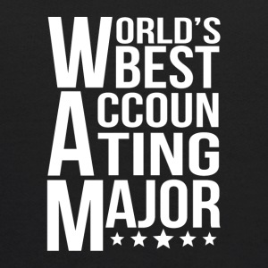 World's Best Accounting Major - Kids' Hoodie