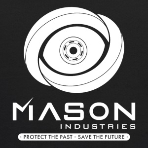 Timeless - Mason Industries: Protect & Save - Kids' Hoodie