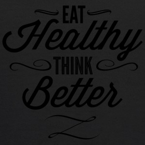eat_healthy_Think_better - Kids' Hoodie