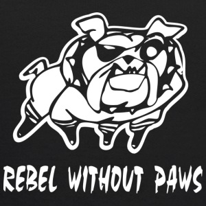 Rebel Without Paws - Kids' Hoodie
