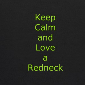 Keep_Calm_and_Love_a_Redneck - Kids' Hoodie
