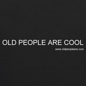 Old People Are Cool - Kids' Hoodie