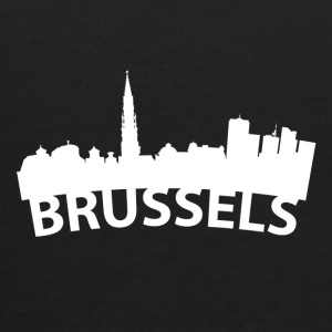 Arc Skyline Of Brussels Belgium - Kids' Hoodie