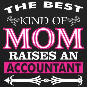 The Best Kind Of Mom Raises An Accountant - Kids' Hoodie