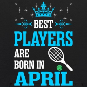 Best Players Are Born In April - Kids' Hoodie