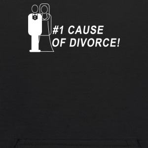 Cause Of Divorce - Kids' Hoodie