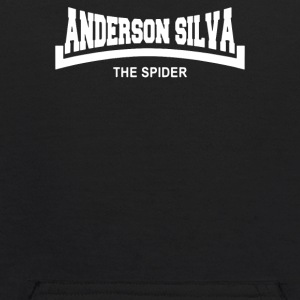 Anderson The Spider Silva Slogan - Kids' Hoodie