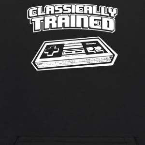 Classically Trained Video Game Console - Kids' Hoodie