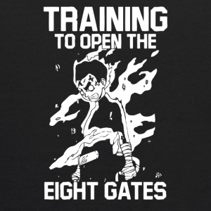 training to open the eight gates - Kids' Hoodie
