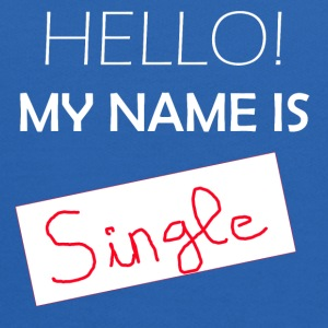 My Name is SINGLE - Kids' Hoodie