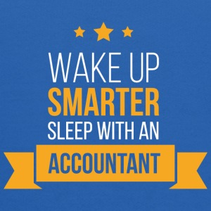Wake Up Smarter Sleep With An Accountant T Shirt - Kids' Hoodie